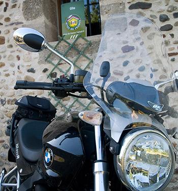 gites de france herault moto